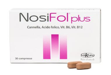 NOSIFOL PLUS 30 COMPRESSE - Farmacia Massaro