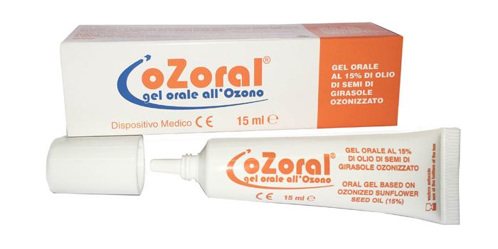 OZORAL GEL ORALE ALL'OZONO 15 ML - Farmastar.it