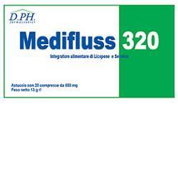 MEDIFLUSS 320 20 COMPRESSE - Farmafamily.it