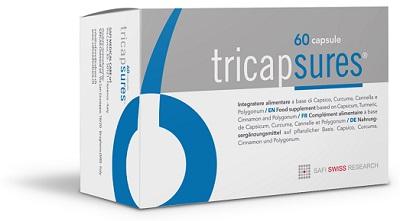 TRICAPSURES 60 CAPSULE - Farmastar.it