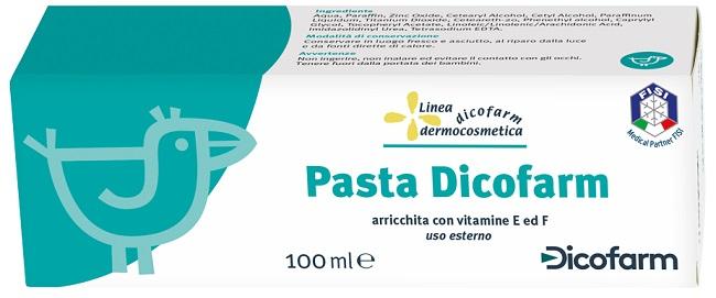 DICOFARM PASTA 100 ML - Farmabellezza.it