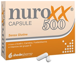 NUROXX500 30 CAPSULE - Farmapage.it