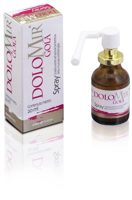 DOLOMIR GOLA SPRAY FLACONE 20 ML - FARMAPRIME
