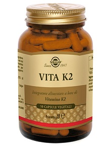 VITA K2 50 CAPSULE - Farmaconvenienza.it