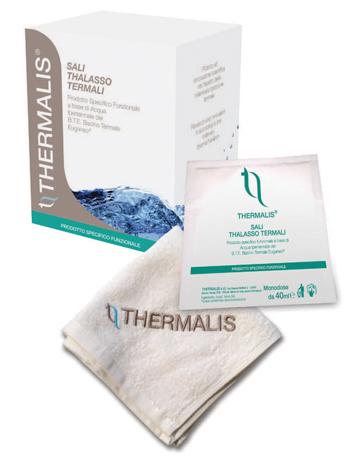 SALI THALASSO TERMALI THERMALIS 10 BUSTE 40 ML - Farmaseller