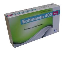 ECHINACEA 400 PLUS 20 FIALE DA 2 ML - FARMAPRIME