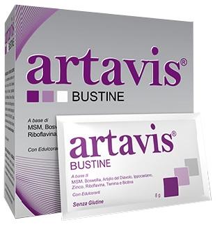 ARTAVIS 20 BUSTINE 8 G - Farmabellezza.it