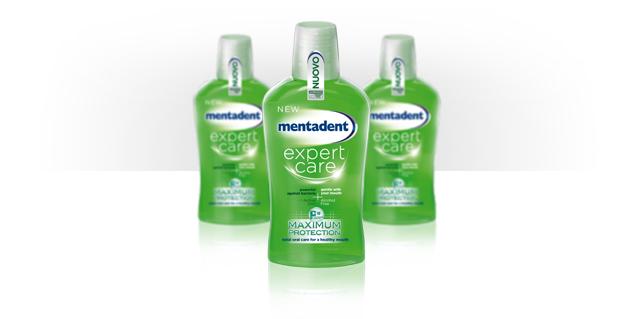MENTADENT COLLUTORIO MAXIMUM PROTECTION 500 ML - Farmacia Centrale Dr. Monteleone Adriano