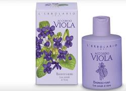 ACCORDO VIOLA BAGNOSCHIUMA 300 ML - Farmaconvenienza.it