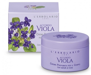 ACCORDO VIOLA CREMA CORPO 200 ML - Farmaconvenienza.it