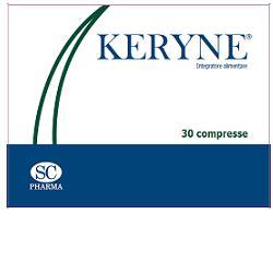 KERYINE 30 COMPRESSE 24 G - Farmafamily.it