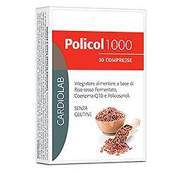 POLICOL 1000 30 COMPRESSE 33 G - Farmapage.it