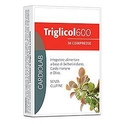 TRIGLICOL 600 30 COMPRESSE 30 G - Zfarmacia