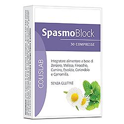 SPASMOBLOCK 30 COMPRESSE - Iltuobenessereonline.it