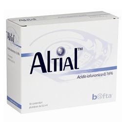 ALTIAL GOCCE OCULARI 30 FIALE 0,6 ML - Farmacia Massaro