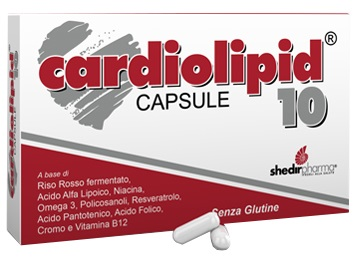 CARDIOLIPID 10 CAPSULE - Speedyfarma.it