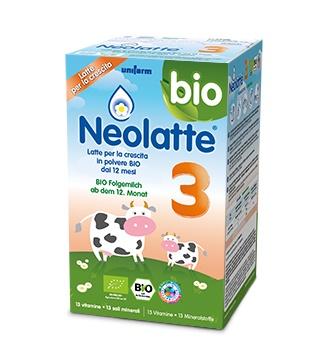 NEOLATTE 3 LATTE DI CRESCITA IN POLVERE 850 G FORMATO SPECIALE - Farmacia della salute 360