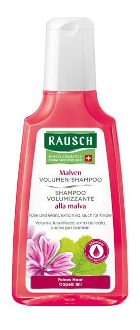 RAUSCH SHAMPOO VOLUMIZZANTE ALLA MALVA 200 ML - Farmaci.me