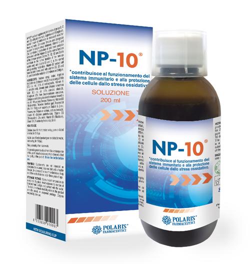 NP-10 SOLUZIONE 200 ML - DrStebe