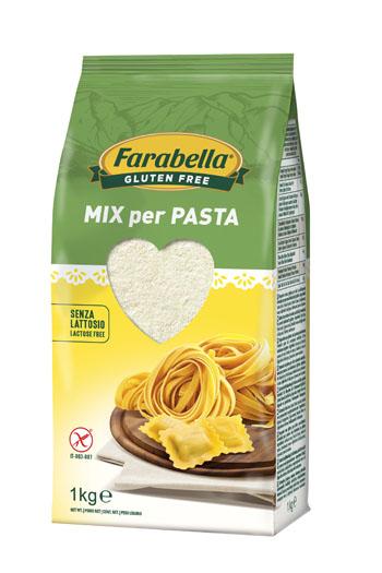 FARABELLA FARINA PREPARATO PASTA 1 KG - Farmaseller