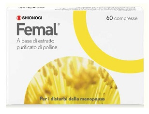 FEMAL 30 CAPSULE - Farmastar.it