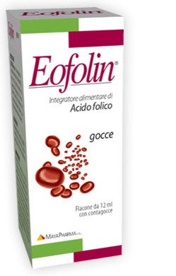 EOFOLIN GOCCE 12 ML - Farmastar.it
