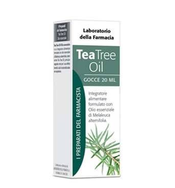 LDF TEA TREE OIL OLIO ESSENZIALE 20 ML - Farmaciasconti.it