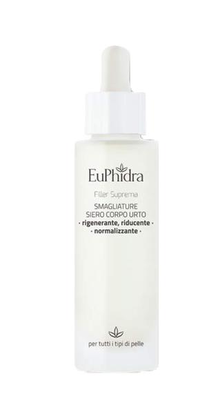 EUPHIDRA FILLER SUPREMA SMAGLIATURE SIERO CORPO URTO CONTAGOCCE 50 ML - Farmia.it