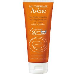EAU THERMALE AVENE LATTE SOLARE SPF 50+ BAMBINO 100 ML - La farmacia digitale