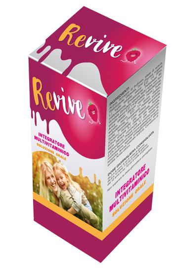 REVIVE SCIROPPO 100 ML - Farmacia Centrale Dr. Monteleone Adriano