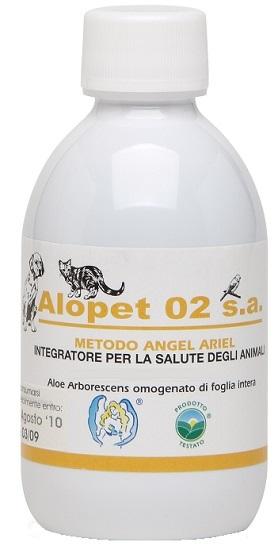 ALOPET 02 SENZA ALCOOL 100 ML