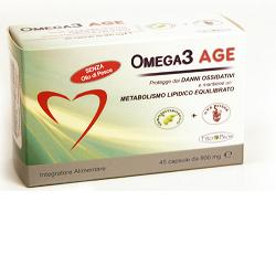 OMEGA3 AGE 45 CAPSULE - Farmastop