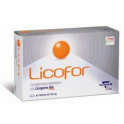 LICOFOR 30 CAPSULE 750 MG - La farmacia digitale