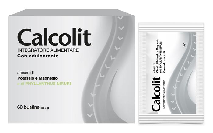 CALCOLIT 60 BUSTE - Farmapage.it