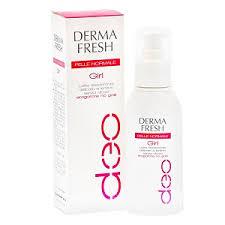 Dermafresh Girl Deodorante 100ml - Arcafarma.it