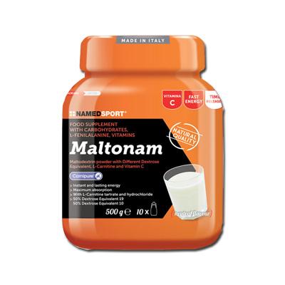 MALTONAM POLVERE 500 G - La farmacia digitale