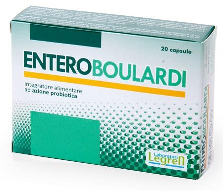 ENTEROBOULARDI 20 CAPSULE - Farmabros.it