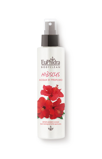 EUPHIDRA FLOREALI ACQUA DI PROFUMO HIBISCUS 125 ML - Farmia.it