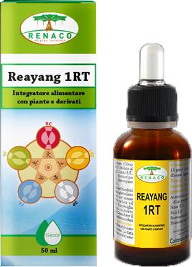 Renaco Reayang 1RT Integratore Gocce 50 ml