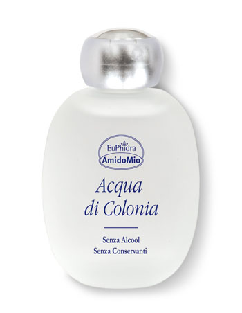 EUPHIDRA AMIDOMIO ACQUA DI COLONIA 100 ML - farmaciadeglispeziali.it