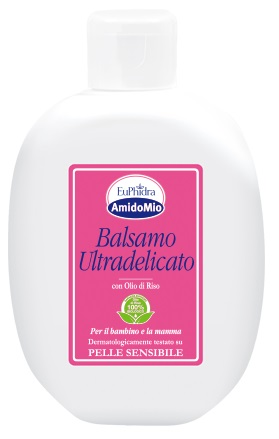 EUPHIDRA AMIDOMIO BALSAMO ULTRADELICATO 200 ML - FarmaHub.it