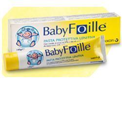 BABY FOILLE PASTA PROTETTIVA LENITIVA TUBO 145 G - Zfarmacia