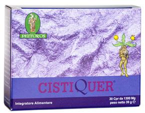 CISTIQUER 30 COMPRESSE - Farmaedo.it