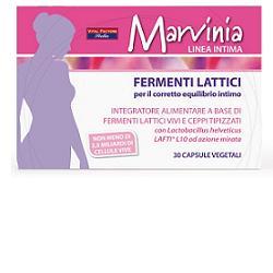 MARVINIA FERMENTI LATTICI 30 CAPSULE 9 G - farmaventura.it