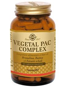 VEGETAL PAC COMPLEX 60 CAPSULE - Antica Farmacia Del Lago