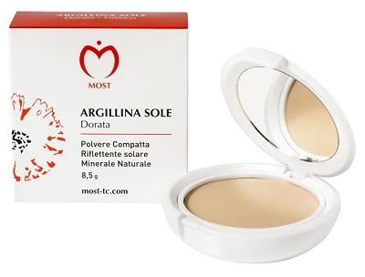 MOST ARGILLINA SOLE DORATA 8,5 G - Zfarmacia