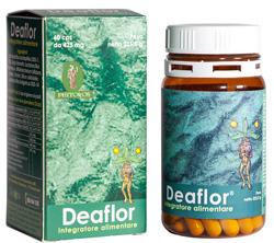 DEAFLOR 60 CAPSULE - Farmaseller