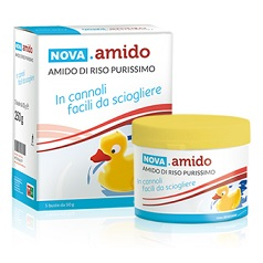 AMIDO DI RISO PURISSIMO NOVA AMIDO 250 G - Farmajoy
