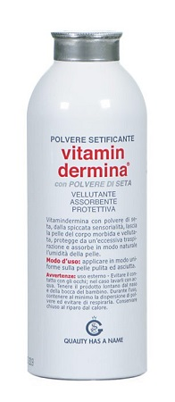 VITAMINDERMINA POLVERE SETA 100 G - Farmafamily.it