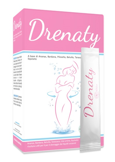 DRENATY 14 BUSTINE STICK PACK 10 ML - Farmafamily.it